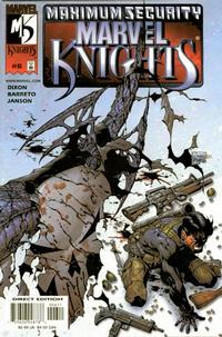 Cover Thumbnail for Marvel Knights (Marvel, 2000 series) #6