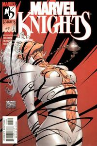 Cover Thumbnail for Marvel Knights (Marvel, 2000 series) #7