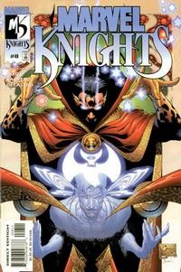 Cover Thumbnail for Marvel Knights (Marvel, 2000 series) #8 [Direct Edition]