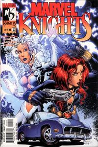 Cover Thumbnail for Marvel Knights (Marvel, 2000 series) #10 [Direct Edition]