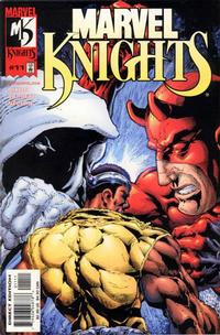 Cover Thumbnail for Marvel Knights (Marvel, 2000 series) #11 [Direct Edition]