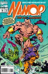 Cover Thumbnail for Namor, the Sub-Mariner (Marvel, 1990 series) #46