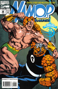 Cover Thumbnail for Namor, the Sub-Mariner (Marvel, 1990 series) #48