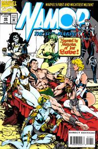Cover Thumbnail for Namor, the Sub-Mariner (Marvel, 1990 series) #49