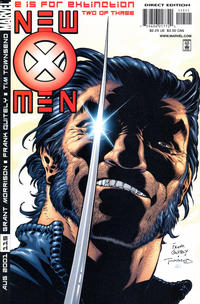 Cover Thumbnail for New X-Men (Marvel, 2001 series) #115 [Direct Edition]