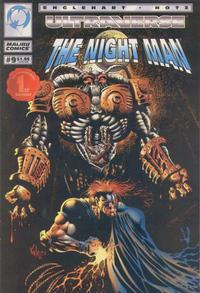 Cover Thumbnail for The Night Man (Malibu, 1993 series) #9