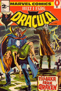 Cover Thumbnail for Dracula (Red Clown, 1974 series) #3/1974