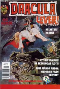 Cover Thumbnail for Dracula lever (Oscar Caesar, 1993 series) #1