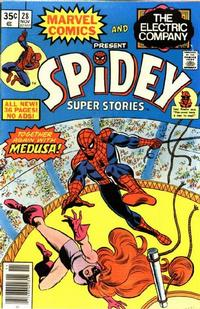 Cover Thumbnail for Spidey Super Stories (Marvel, 1974 series) #28