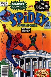 Cover Thumbnail for Spidey Super Stories (Marvel, 1974 series) #30