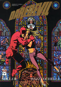Cover Thumbnail for Daredevil: Born Again (Marvel, 1987 series)  [1st printing]