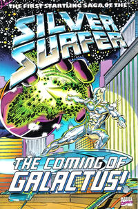 Cover Thumbnail for Silver Surfer: The Coming of Galactus (Marvel, 1992 series) #[nn]