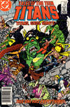 Cover for Tales of the Teen Titans (DC, 1984 series) #67 [Newsstand]
