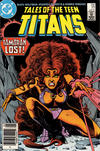 Cover for Tales of the Teen Titans (DC, 1984 series) #77 [Newsstand]