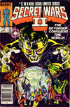 Cover for Secret Wars II (Marvel, 1985 series) #3 [Newsstand]