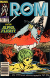 Cover Thumbnail for ROM (1979 series) #56 [Newsstand Edition]