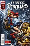 Cover for Avenging Spider-Man (Marvel, 2012 series) #3