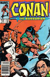 Cover for Conan the Barbarian (Marvel, 1970 series) #172 [Newsstand]