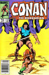 Cover Thumbnail for Conan the Barbarian (1970 series) #174 [Newsstand Edition]