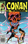 Cover for Conan the Barbarian (Marvel, 1970 series) #175 [Newsstand]