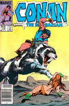 Cover Thumbnail for Conan the Barbarian (1970 series) #178 [Newsstand Edition]