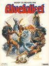 Cover for Alvefolket (Semic, 1985 series) #1 - Ild og flukt [2. opplag]