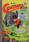 Cover for Century Comic (K. G. Murray, 1961 series) #81