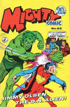 Cover for Mighty Comic (K. G. Murray, 1960 series) #93