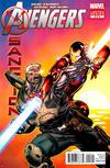 Cover for Avengers: X-Sanction (Marvel, 2012 series) #2