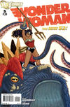 Cover for Wonder Woman (DC, 2011 series) #5