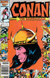 Cover for Conan the Barbarian (Marvel, 1970 series) #188 [Newsstand]
