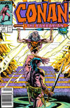 Cover for Conan the Barbarian (Marvel, 1970 series) #194 [Newsstand]