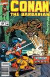 Cover Thumbnail for Conan the Barbarian (1970 series) #234 [Newsstand Edition]