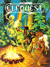 Cover for ElfQuest (WaRP Graphics, 1978 series) #8 [$1.25 first printing]