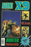 Cover for Agent X9 (Semic, 1971 series) #9/1989