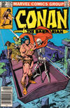 Cover for Conan the Barbarian (Marvel, 1970 series) #125 [Newsstand]