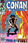 Cover for Conan the Barbarian (Marvel, 1970 series) #230 [Newsstand]