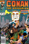 Cover Thumbnail for Conan the Barbarian (1970 series) #235 [Newsstand Edition]