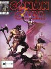 Cover for Conan Saga (Marvel, 1987 series) #28 [Direct Edition]