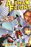 Cover for Alpha Flight (Marvel, 2004 series) #1 - You Gotta Be Kiddin' Me