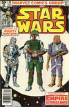 Cover for Star Wars (Marvel, 1977 series) #42 [Newsstand]