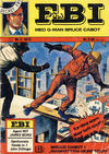 Cover for FBI (Illustrerte Klassikere / Williams Forlag, 1972 series) #2/1972