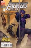 Cover for Avengers: Solo (Marvel, 2011 series) #1