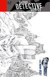 Cover for Detective Comics (DC, 2011 series) #5 [Tony S. Daniel Wraparound Sketch Cover]