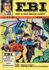 Cover for FBI (Illustrerte Klassikere / Williams Forlag, 1972 series) #5/1972