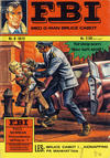 Cover for FBI (Illustrerte Klassikere / Williams Forlag, 1972 series) #8/1972