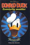 Cover for Donald Duck bøker [Gullbøker] (Hjemmet / Egmont, 1984 series) #[1993] - Eventyrlig snadder