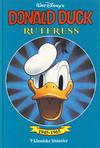 Cover for Donald Duck bøker [Gullbøker] (Hjemmet / Egmont, 1984 series) #[1994] - Ruteress