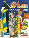 Cover for 91:an Karlsson [julalbum] (Semic, 1981 series) #1994