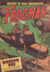 Cover for Frogman (Yaffa / Page, 1966 series) #1